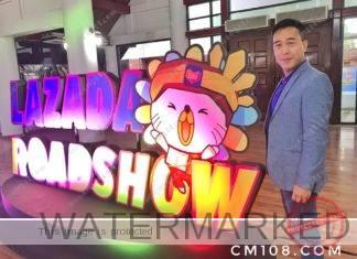 Lazada Roadshow
