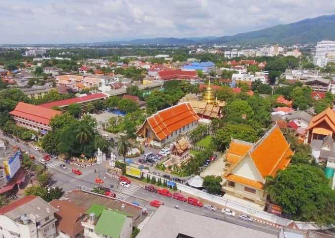 เมืองเชียงใหม่ Chiangmai City