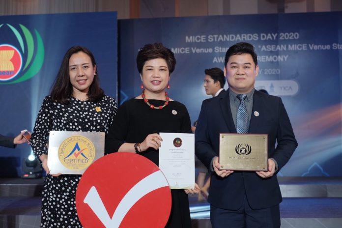 Duangtawan Hotel Chiang Mai received 3 Awards