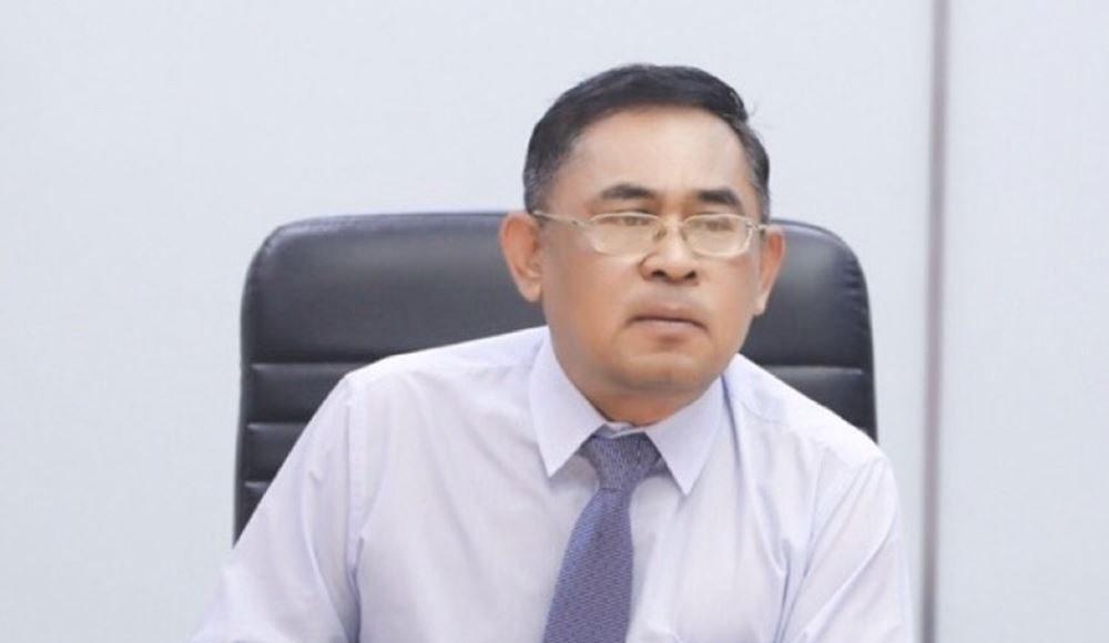 นายทศพล กฤตวงศ์วิมาน เลขาธิการสำนักงานประกันสังคม