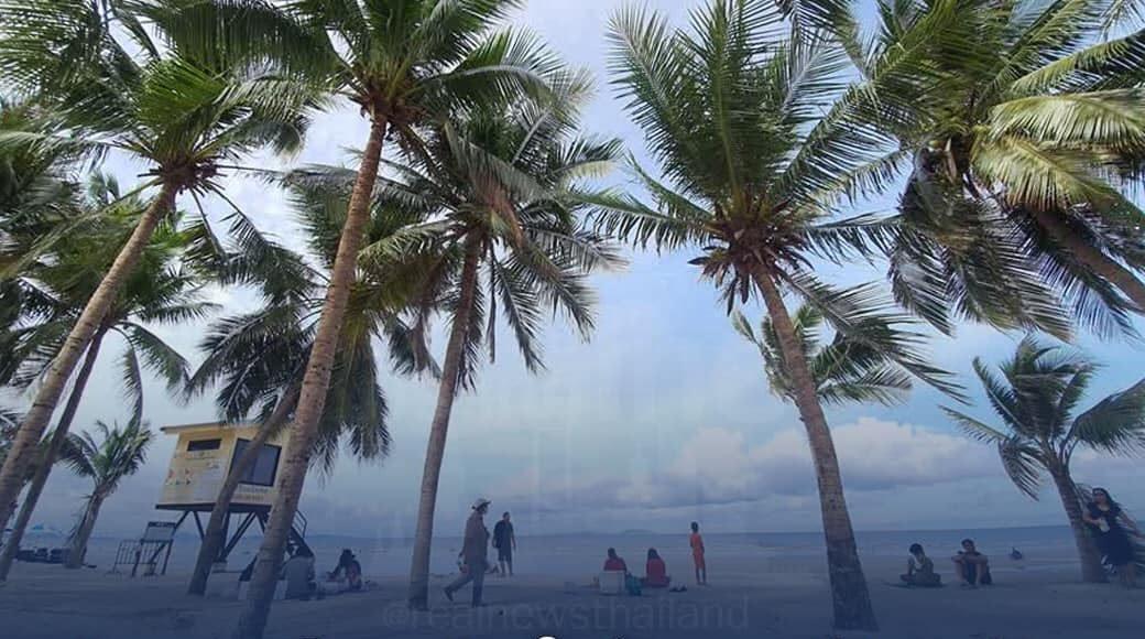 """""""มหาดไทย"""" กำชับทุกจังหวัดคุมจำนวนคน ลดแออัด แหล่งท่องเที่ยว-ชายหาด"""