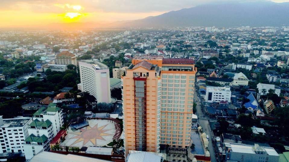 โรงแรมดวงตะวันเชียงใหม่ ชวนไทยเที่ยวไทย พักสบาย จ่ายเบา ๆ