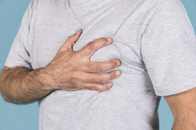 โรคหัวใจ แน่นหน้าอก